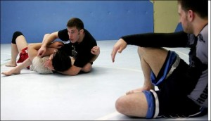 Brazilian Jiu-Jitsu classes at Precision MMA in Poughkeepsie, NY