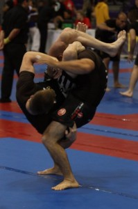 triangle 199x300 5 Reasons Good Grapplers Lose in BJJ Competitions